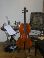 my cello